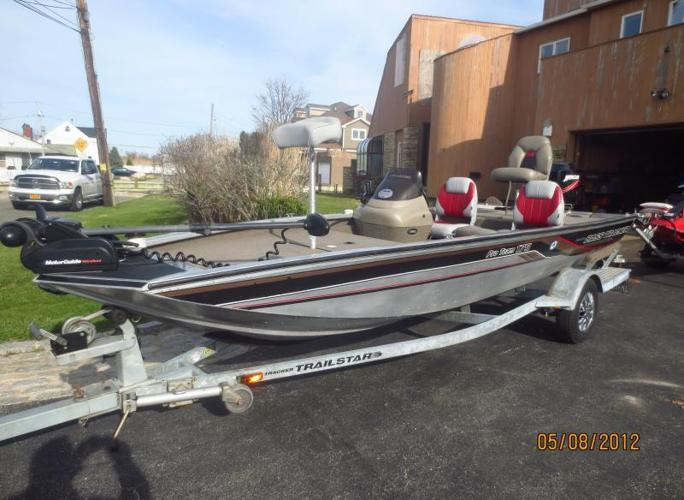 Bass Tracker Pro Team 175 Special Edition For Sale In