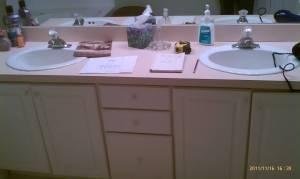Bathroom Vanities Sale on Bathroom Vanity For Sale    200 For Sale In Orlando  Florida