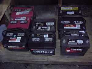 Batteries Car and Truck - $25 (Lansing)