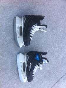 Bauer kids hockey ice skates - $20 Cedar Falls