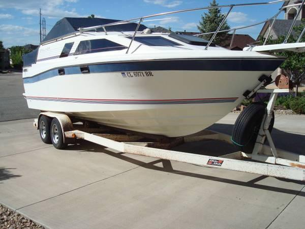 Bayliner 2450 Ciera Sunbridge For Sale In Castle Rock