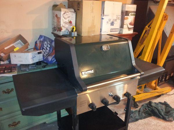 BBQ Grill - $100 Mt. Morris
