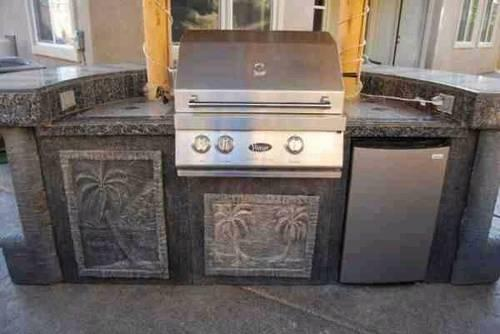 Bbq Islands For Sale >> Bbq Islands Barbeque Island Outdoor Kitchens Backyard Grills Fire