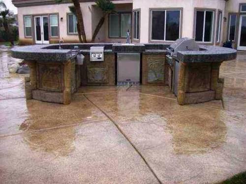 Bbq islands outdoor kitchens barbeque island barbecue for Outdoor kitchen islands for sale