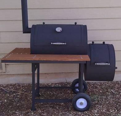 Bbq Pit With Firebox Smoker For Sale In San Antonio Texas