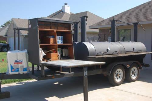 Southern Smoke Food Truck