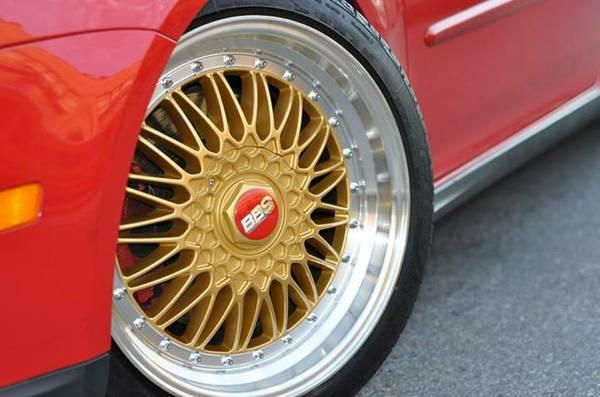 Bbs Rs Style Rim 18x8 9 Stagger Acura Honda Lexus Bmw Toyota Tsx Cl Tl For Sale In Brooklyn