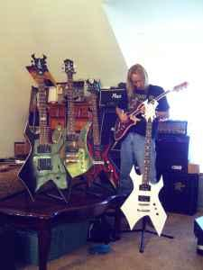 bc rich eagle deluxe cleveland tn for sale in chattanooga tennessee classified. Black Bedroom Furniture Sets. Home Design Ideas