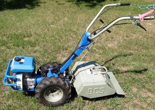 Bcs Garden Tractors : Bcs rototiller for sale in cedar springs michigan
