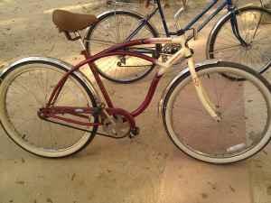 Beach Cruiser Bikes - $65