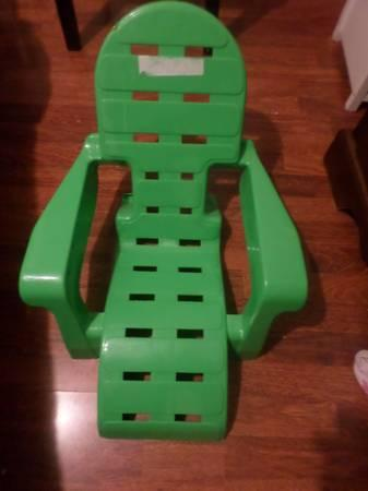 Beach lounger - $2