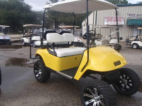 beach ready golf cart for sale in satsuma alabama classified. Black Bedroom Furniture Sets. Home Design Ideas
