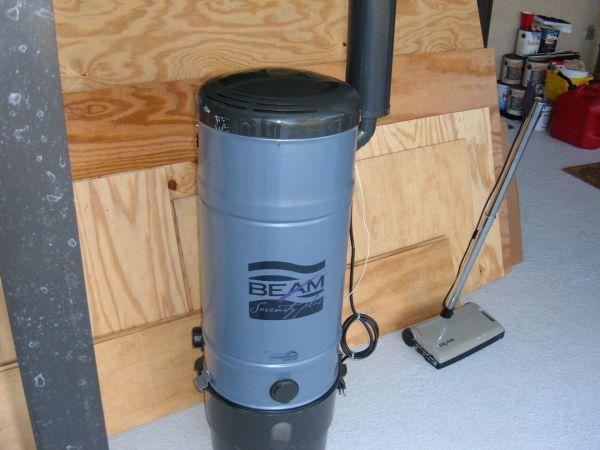 Beam Serenity Plus Central Vac Vacuum