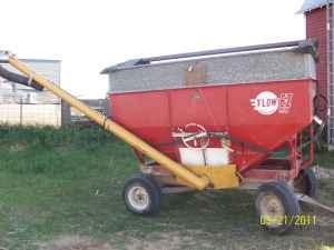 Bean Corn Seed Transfer Wagon For Sale In Dubuque Iowa