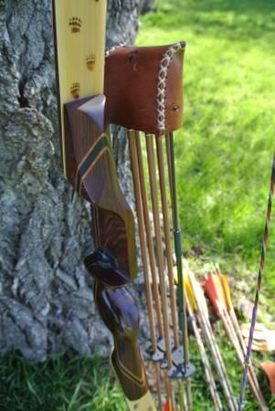 Bears Paw custom recurve bow