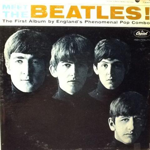 Beatles Vinyl LPs