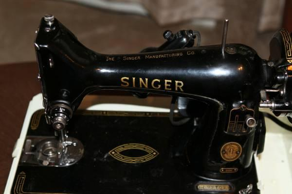 Singer Sewing Machine Classifieds Buy Sell Singer Sewing Machine Fascinating American Sewing Machine Co St Charles Mo
