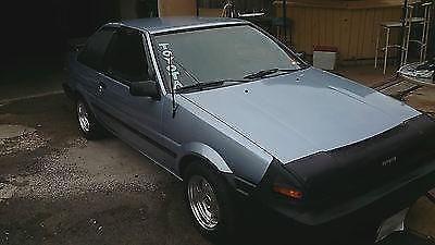 BEAUTIFUL 1987 TOYOTA COROLLA AE86 1 6 SINGLE CAM