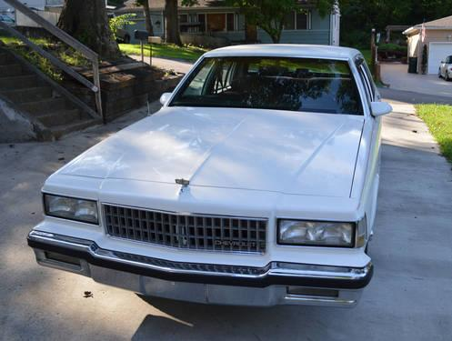 Beautiful 1989 Chevrolet Caprice Classic Brougham For Sale