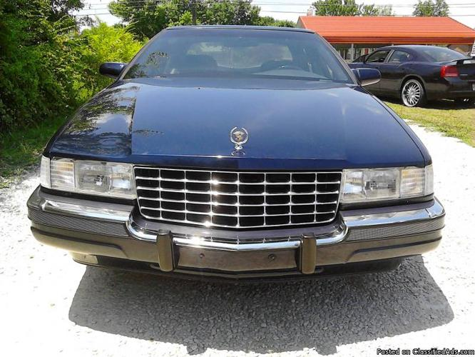 Beautiful 1995 Cadillac Seville Sls For Sale In