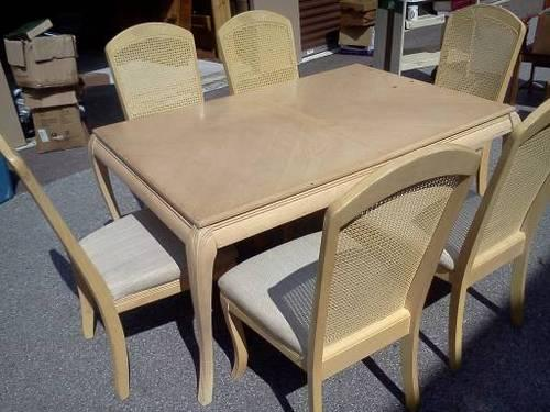 Beautiful 7 piece dining room set excellent condition