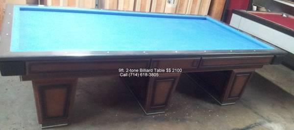 Beautiful Ft Tone Carom Table For Sale In Fullerton - Fullerton pool table