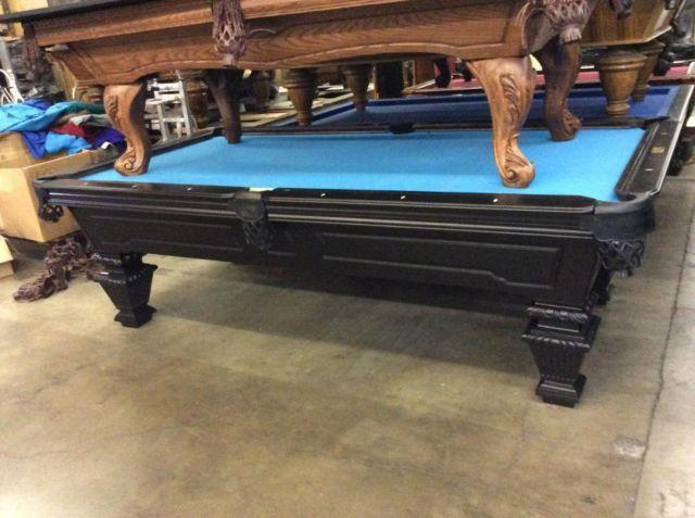 Beautiful Ft Preowned Hampton By Olhausen Pool Table For Sale In - Fullerton pool table