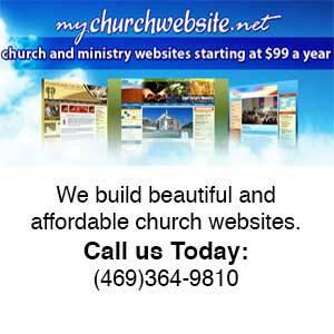 Beautiful, Affordable Church Websites