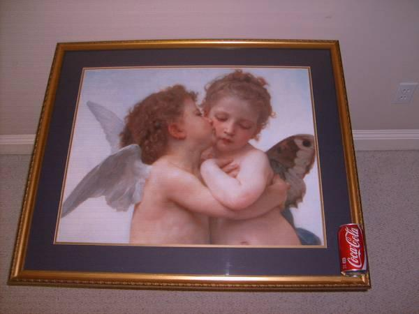 Beautiful Angel Picture - $75