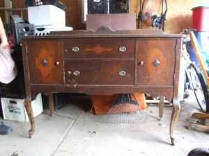 Beautiful Antique Buffet - $75 Louisville
