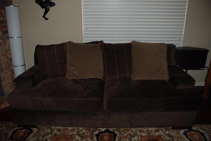 Beautiful Ashley Furniture Sofa Loveseat Ottoman Price