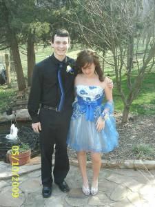 Beautiful Blue Prom Dress Bellevue For Sale In Omaha Nebraska