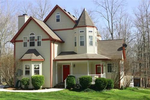 Beautiful custom victorian home in historic leiper 39 s fork for Custom built victorian homes