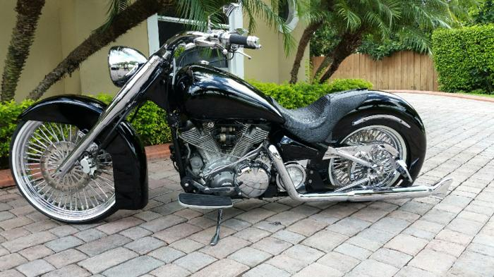 Buy Here Pay Here Orlando >> Beautiful Custom Yamaha Road Star for Sale in Miami, Florida Classified | AmericanListed.com