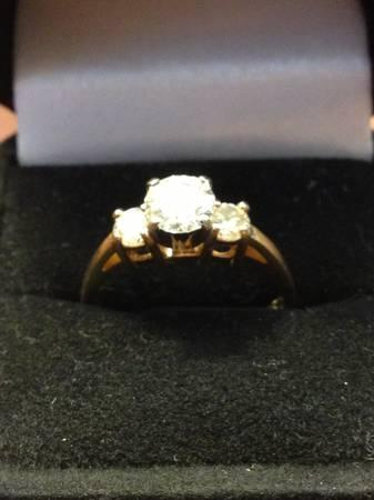 Beautiful Engagement Ring. Must see! - $4200
