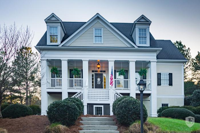 Beautiful Greek Revival Home in Highgrove with Front