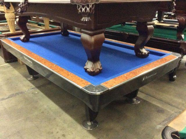 Beautiful Kangroo Carom Table Ft Preowned For Sale In Fullerton - Fullerton pool table