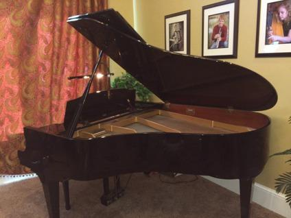 Beautiful Kawai GS-30 Studio Grand Piano