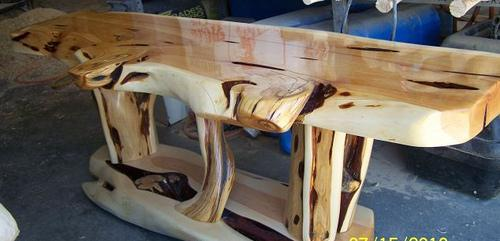 Beautiful Log Furniture, Hand Crafted (Prairie City For Sale In Bend, Oregon