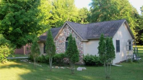 beautiful northern michigan country home w acreage and barns fsbo for sale in lake city