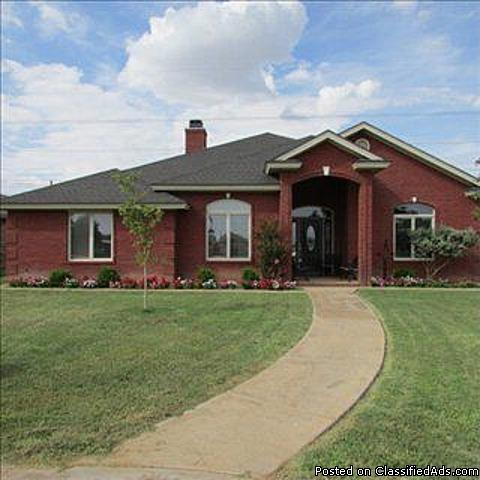 Beautiful Open Concept Home Fsbo For Sale In Lubbock