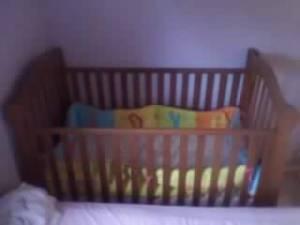 Beautiful Pali Italian Crib Longwood For Sale In