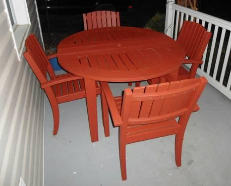 Beautiful Pottery Barn Chesapeake Outdoor Dining Patio Set