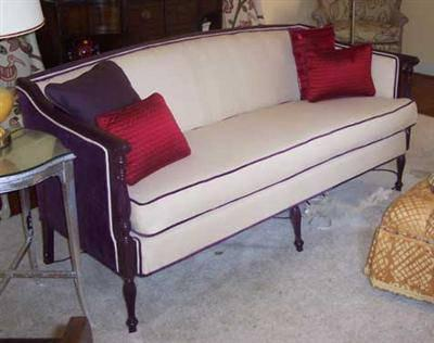 Beautiful Restored Sofa