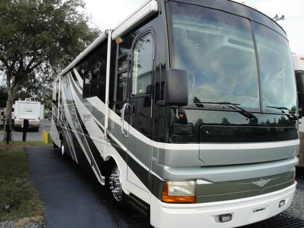 Beautiful RV For Rent: 35 Foot Class A Diesel Pusher ...