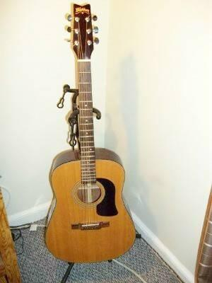beautiful washburn acoustic guitar for sale in clifton new jersey classified. Black Bedroom Furniture Sets. Home Design Ideas