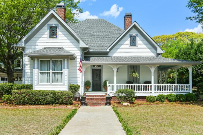 Beautifully Restored Historic Home For Sale In Atlanta
