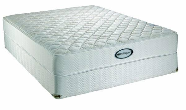Beautyrest Bolinas Firm Mattress And Boxspring Queen For Sale In