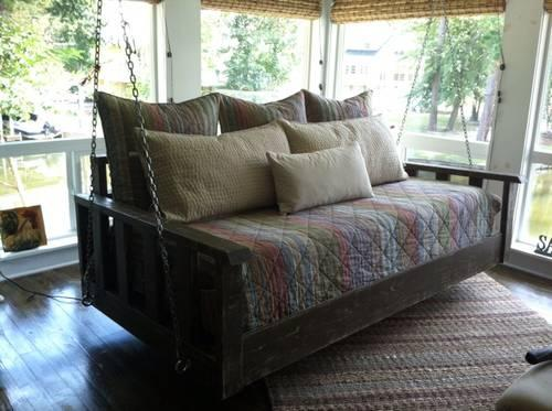 Bed/Porch Swing for Sale in Cordele, Georgia Classified ...