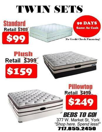 =========== BED SALE ========== - $99